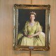 エリザベス女王の肖像