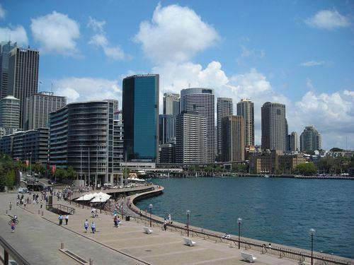 シドニー市街