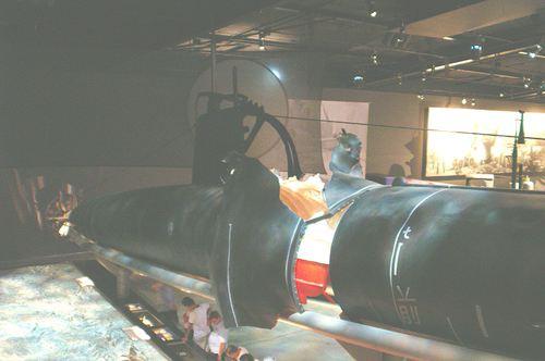 特殊潜行艇